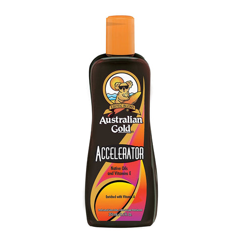 Australian Gold Dark Tanning Accelerator Lotion 250ml - BETTIKE.com