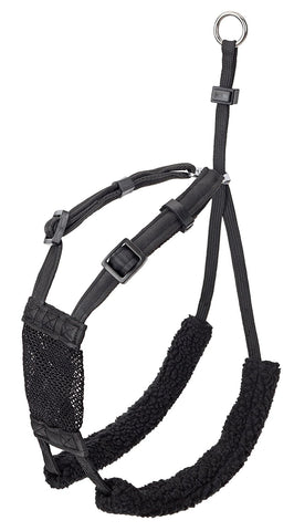 Company of Animals Non-Pull Harness, Black Medium - BETTIKE.com
