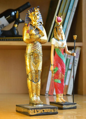 Egypt Pharaoh Resin Craft Decorative - BETTIKE.com