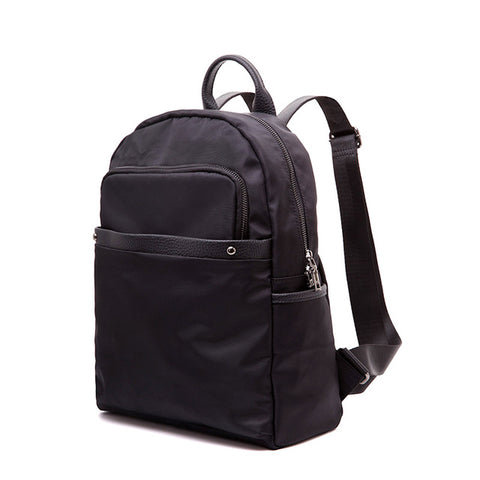 Backpacks black Simple - BETTIKE.com