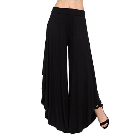 Ruffles Trendy Pants - Love Fashion Collection