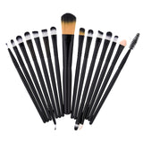 15pcs Makeup Brushes Set Powder Foundation Top Quality - BETTIKE.com