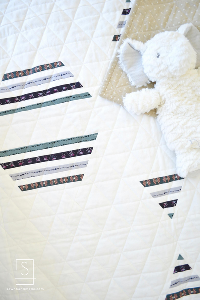 Living Room Quilt Pattern