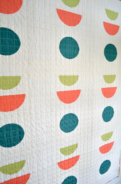 Sunroom Quilt Pattern