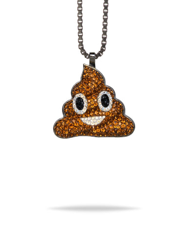 Poop Emoji (Brown)