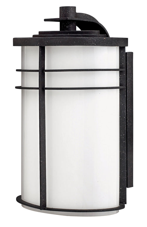 Hinkley Lighting 1125VK Ledgewood 1 Light 16 inch Vintage Black Outdoor Wall Lantern