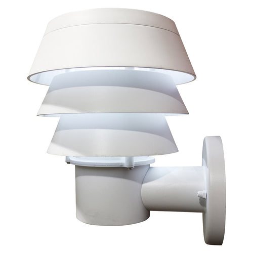 Gama Sonic Triple Tier 11 inch White Solar Light