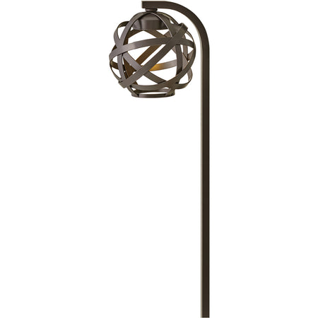 Hinkley Lighting 16019MZ-LED Hardy Island 12V 2.3 watt Matte Bronze Landscape Path in LED