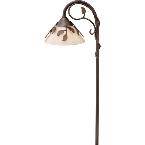 Hinkley Lighting Ivy 12V 18 watt Copper Bronze Landscape Path Low Volt