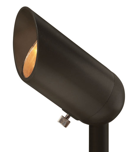 WAC Lighting 5211-LSHR-BK WAC Landscape 120V 36 watt Black Landscape Lighting Large For Glare Reduction