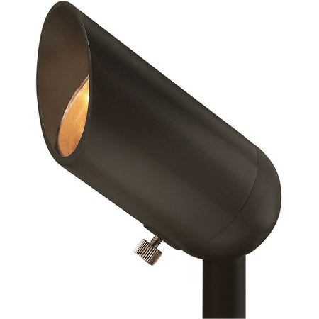 WAC Lighting 5111-SNOOT-BZ WAC Landscape 120V 36 watt Bronze Landscape Lighting Mini For Glare Reduction