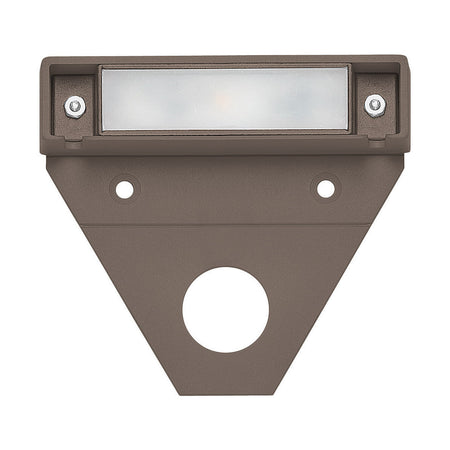 Maxim Lighting Path 4 watt White Outdoor Step Light