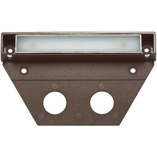Hinkley Lighting Nuvi 12V 1.9 watt Bronze Landscape Deck