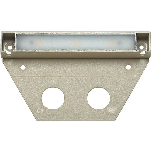 Hinkley Lighting Nuvi 12V 1.9 watt Sandstone Landscape Deck