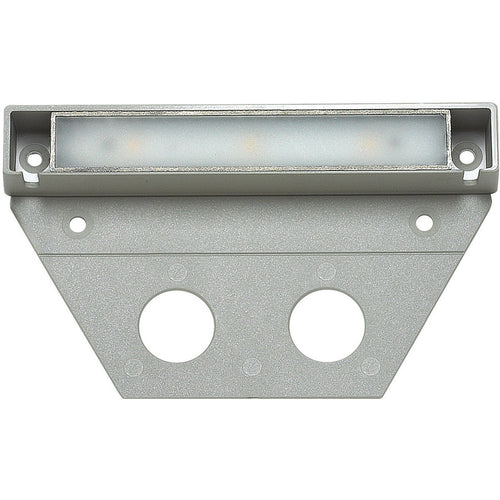 Hinkley Lighting Nuvi 12V 1.9 watt Titanium Deck Light