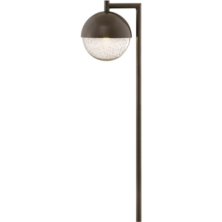 Hinkley Lighting Contempo 12V 3.8 watt Charcoal Gray Path Light