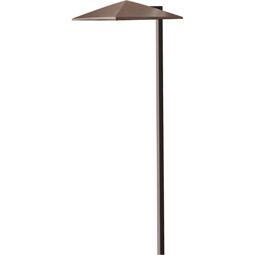 Hinkley Lighting Harbor 12V 18 watt Anchor Bronze Landscape Path in T5