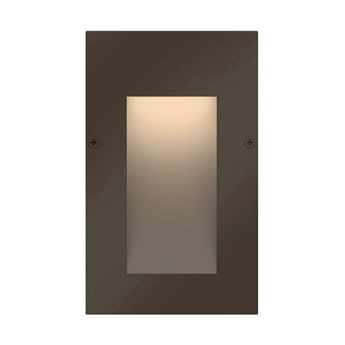 Hinkley Lighting Taper 12V 1.5 watt Bronze Brick and Step Light