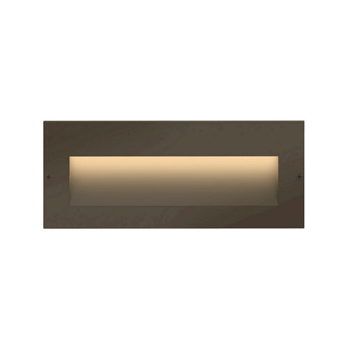 Hinkley Lighting Taper 12v 2.5 watt Bronze Brick and Step Light