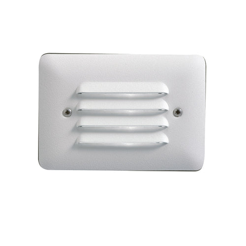 Kichler Lighting Signature 15V 2.5 watt White Deck Light in 3000K 3.00 inch
