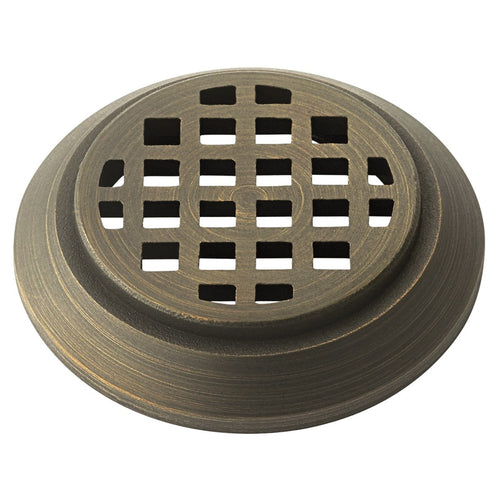 Kichler Lighting Landscape LED Centennial Brass In Ground Well Light