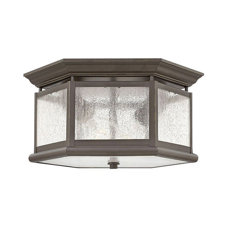 Light Visions Industrial 1 Light 6 inch Oil Rubbed Bronze Outdoor
