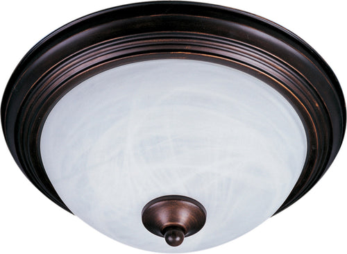 Maxim Lighting 1940MROI Signature 1 Light 12 inch Oil Rubbed Bronze Outdoor Ceiling Mount