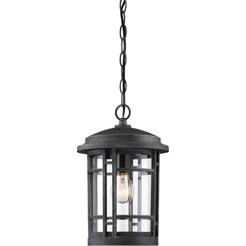 Designers Fountain Barrister 1 Light 14 inch Weathered Pewter Wall Lantern