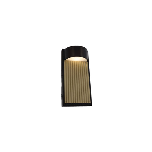 Arnsberg Las Cruces 1 Light 12 inch Bronze Outdoor Wall Sconce