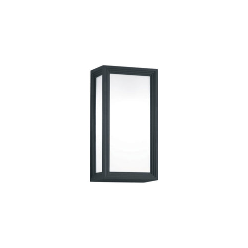 Arnsberg Timok 1 Light 11 inch Dark Grey Outdoor Wall Light