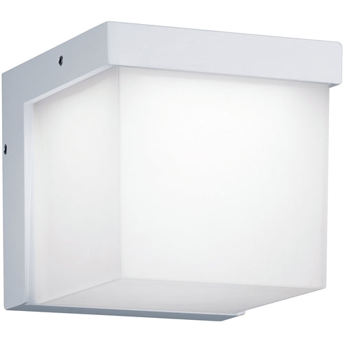 Arnsberg Yangtze 1 Light 5 inch White Outdoor Wall Light