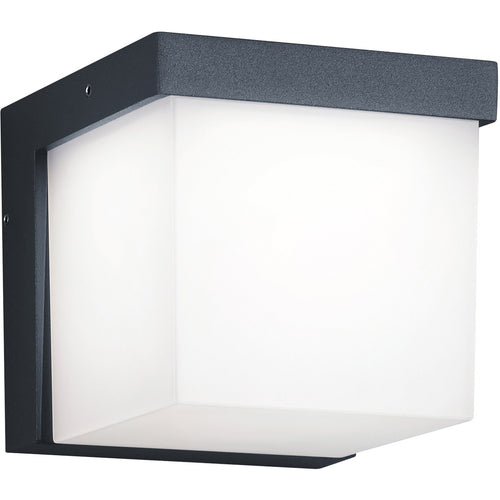 Arnsberg Yangtze 1 Light 5 inch Dark Grey Outdoor Wall Light