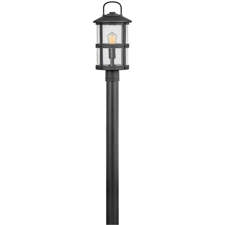 Maxim Lighting Coldwater 1 Light 12 inch Burnished Outdoor Pole/Post Lantern