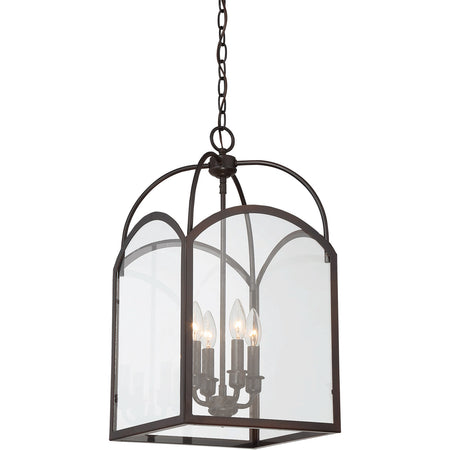 Light Visions Farmhouse 1 Light 7 inch Oil Rubbed Bronze Outdoor