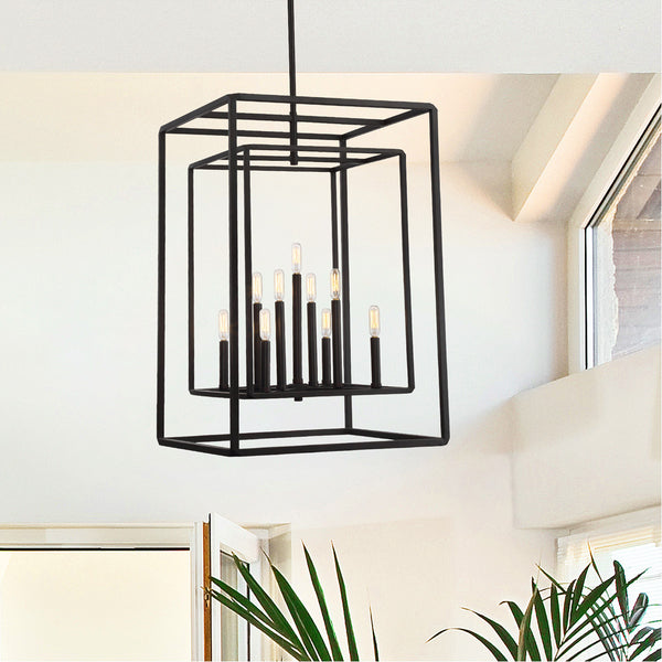 Savoy House Lighting Berlin 6 Light 21 inch English Bronze Lantern