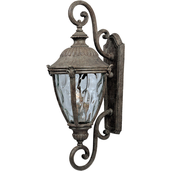 Maxim Lighting Morrow Bay DC 3 Light 33 inch Earth Tone Outdoor Wall Mount