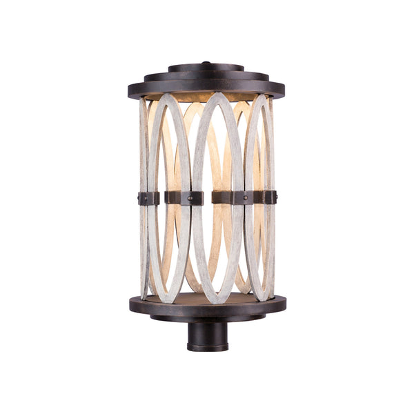 Kalco Lighting Belmont Outdoor LED Florence Gold Post Mount