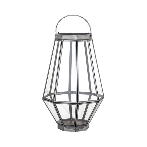 Pomeroy 404436 Helix 7 inch Clear Outdoor Lantern Large