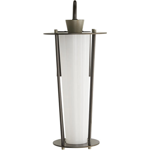 Arteriors Sorel 1 Light 19 inch Aged Iron with Nickel Accents Outdoor Sconce