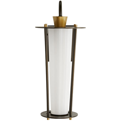 Arteriors Sorel 1 Light 19 inch Aged Brass with Antique Brass Accents Outdoor Sconce