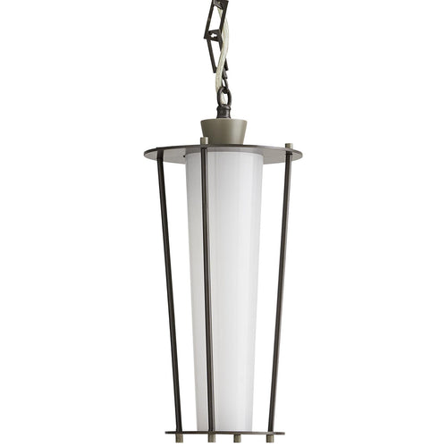 Arteriors Sorel 1 Light 8 inch Aged Iron with Nickel Accents Outdoor Pendant
