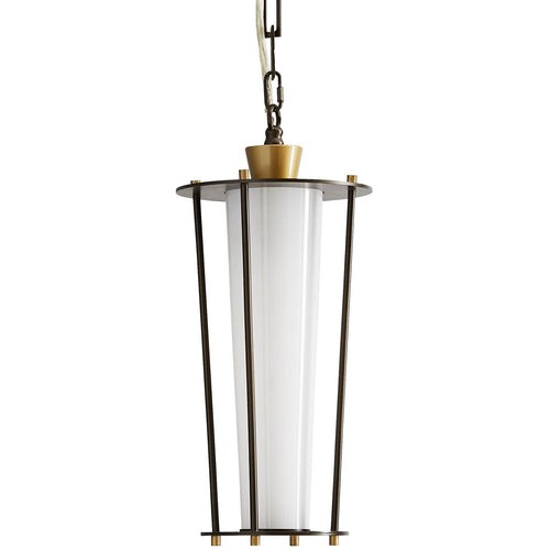 Arteriors Sorel 1 Light 8 inch Aged Brass with Antique Brass Accents Outdoor Pendant