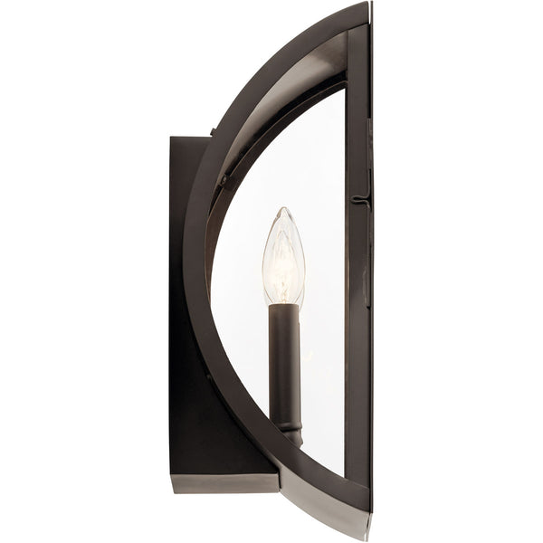 Kichler Lighting 49287OZ Narelle 2 Light 15 inch Olde Bronze Outdoor Wall Light