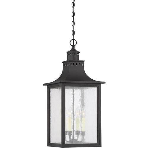 Savoy House Lighting Monte Grande 4 Light 13 inch English Bronze Outdoor Hanging Lantern