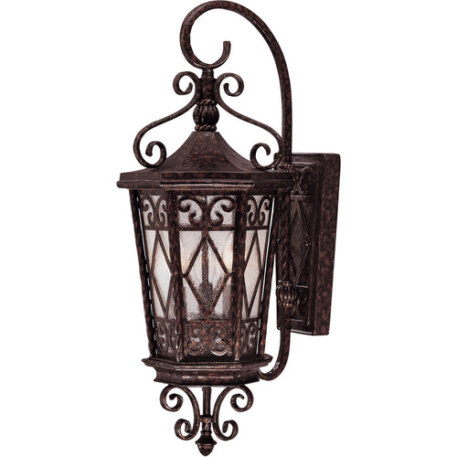 Savoy House Lighting 5-421-56 Felicity 3 Light 26 inch New Tortoise Shell Outdoor Wall Lantern
