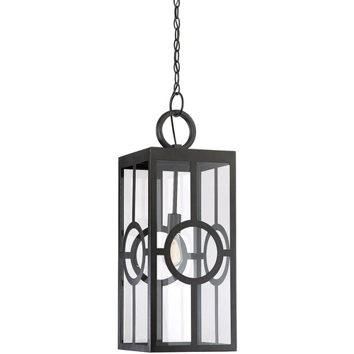 Savoy House Lighting Lauren 1 Light 11 inch English Bronze Outdoor Hanging Lantern