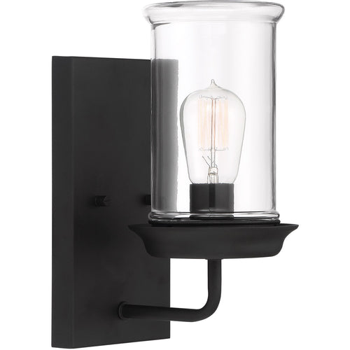 Craftmade 52061-ESP Homestead 1 Light 12 inch Espresso Outdoor Armed Wall Sconce