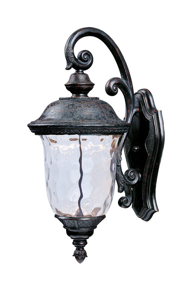 Maxim Lighting 55496WGOB Carriage House LED LED 20 inch Oriental Bronze Outdoor Wall Mount