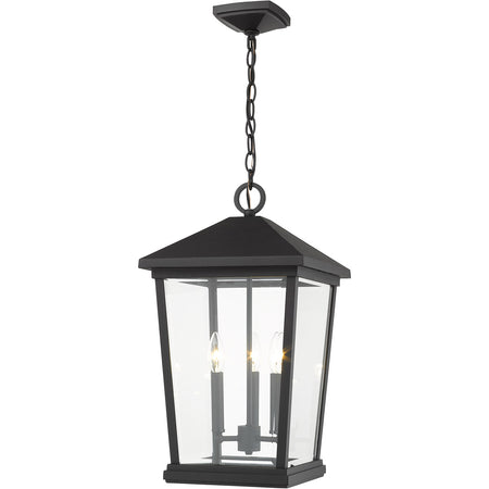 Kuzco Lighting Ridge 5 inch Gray Outdoor Flush Mount