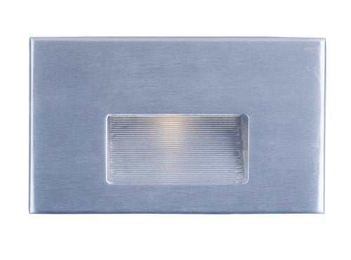 Maxim Lighting Path 4 watt Brushed Aluminum Step Light